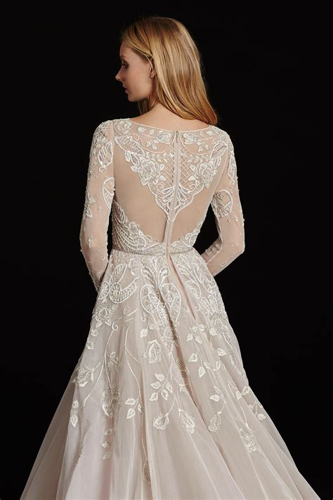 wedding dress design jade hayley paige 6600 designer wedding dresses at jaehee bridal