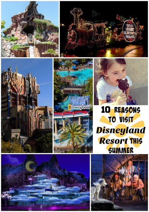 Really Good Stuff Summer Giveaway - why you should visit disneyland this summer