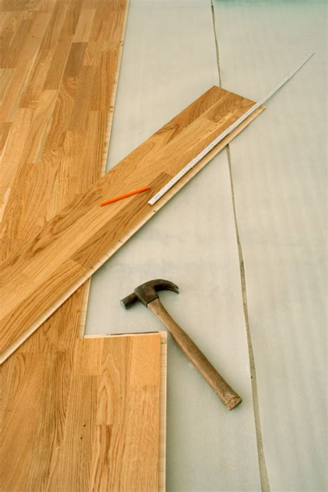 do it yourself laminate flooring