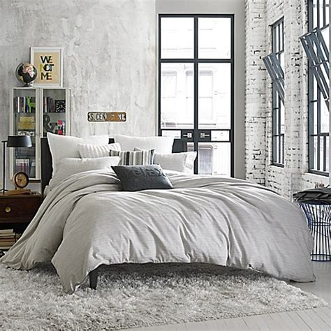 kenneth cole bedding kenneth cole reaction home element reversible duvet cover