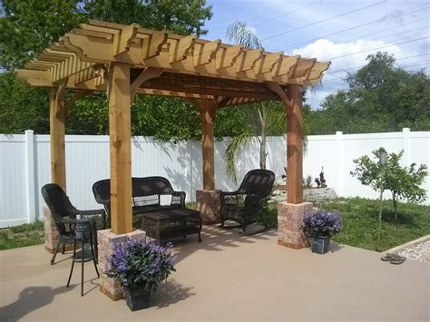 architecture luxurious pergola kits home depot design