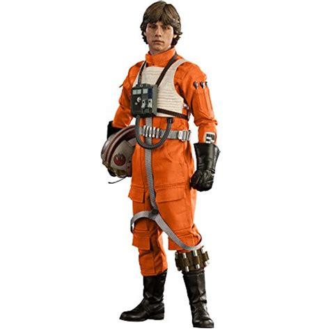x figures wars luke skywalker x wing pilot 1 6 figure of