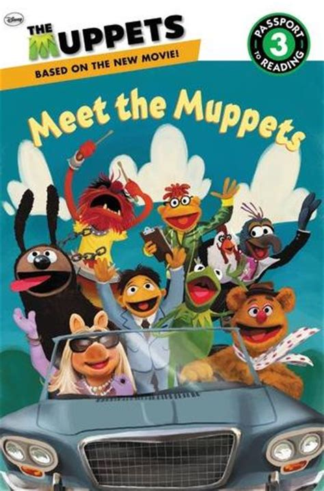 """""""The Muppets"""" Score, Marvel, and Book it!   The Muppet Mindset"""