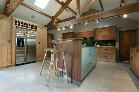 Barn Conversion Open Plan Kitchen Living Room Google