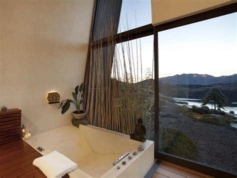 white spa bathroom perfectly peaceful designer pad