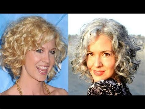 curly hair in 40th year old women curly hairstyles and haircuts for older women over 40