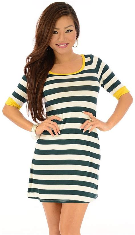 Soft Line Stripe Dress 27862 17 best images about sporty on sporty stripe print and equation