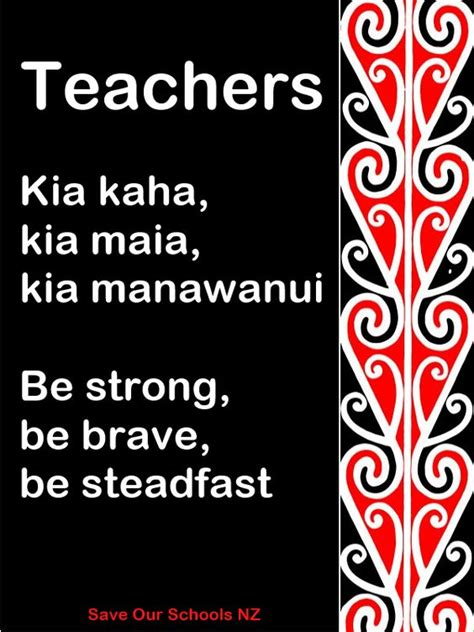 kia kaha tattoo kia kaha teachers beautiful quotes and stay strong