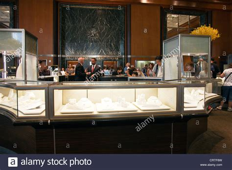 anthropologie store interior nyc stock photo royalty free image 60960993 alamy inside the iconic tiffany co jewelry store in new york