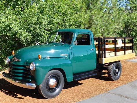 1949 chevrolet truck 1949 chevrolet 3600 flatbed truck 174615