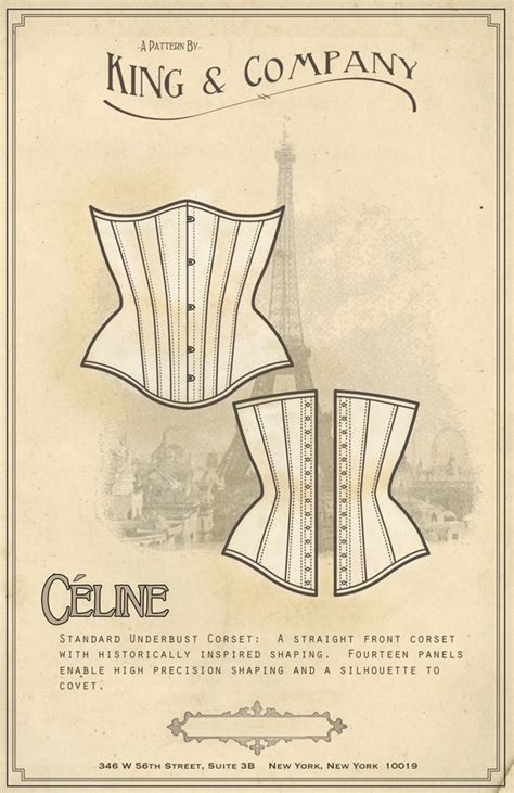 corset pattern making books corsetry thevintagedesignshop