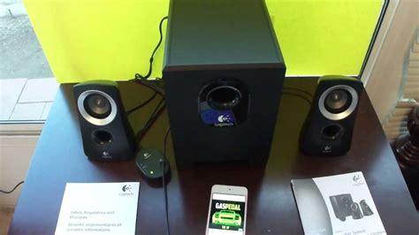 Premium Logitech 2 1 Speaker Z313 logitech z313 speaker review