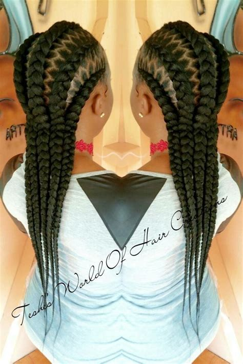 large cornrow braid hairstyles plan 17 best ideas about cornrow on pinterest side braids