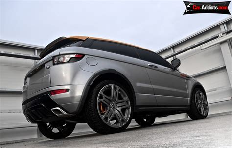 range rover evoque modified tuning range rover evoque modified by a khan design