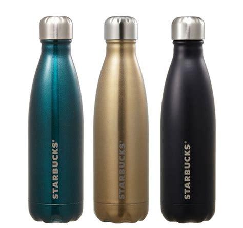 Starbucks Bottle by Starbucks Korea Autumn 2015 Ss Swell Chagne Blue Black