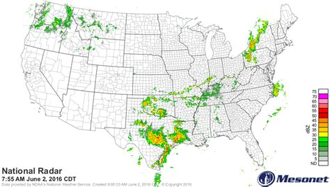 us weather map archive ocs mesonet ticker for june 2 2016