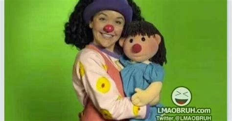 lunette from the big comfy couch the big comfy couch if you look closely they changed