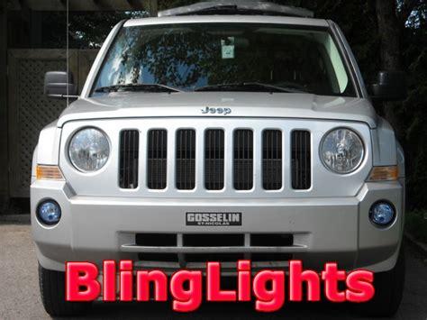 Jeep Patriot Fog Lights 2007 2010 Jeep Patriot Xenon Fog Ls Lights Fogls