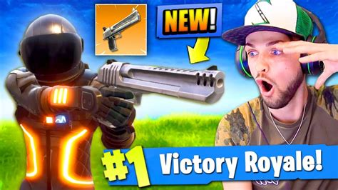 fortnite cannon epicamazing new cannon gameplay in fortnite battle