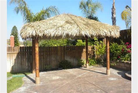 Joes Tiki Hut Custom Tiki Huts Paradise Outdoor Kitchens Outdoor