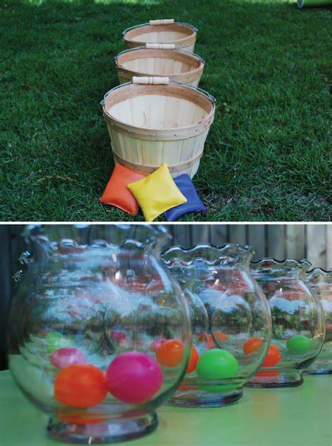 backyard games for parties outdoor party games adult games pinterest