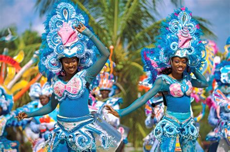 Carnival Backyard Party Families Celebrate New Year In Bahamas At Annual