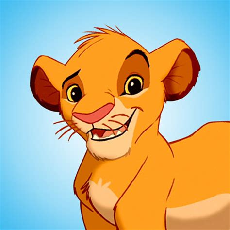 film cartoon simba the lion king disney movies