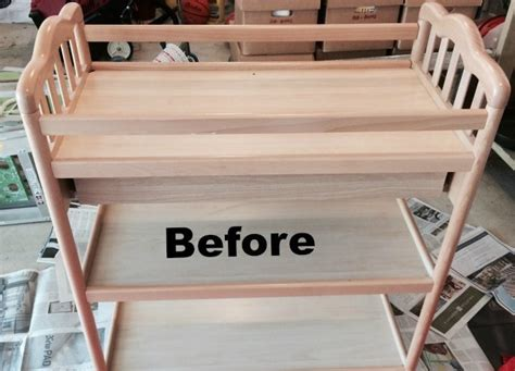 Changing Table Okc After Baby Outgrew Changing Table Upcycled It Brilliantly Wise Diy Wise Diy