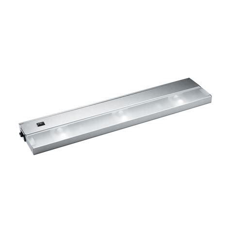 Kichler Lighting 12213 3 Light Kcl Undercabinet Line Line Voltage Led Cabinet Lighting