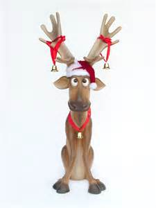 pop art decoration religion and holidays reindeer christmas reindeer