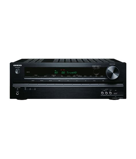 buy onkyo tx sr313 5 1 channel home theater receiver