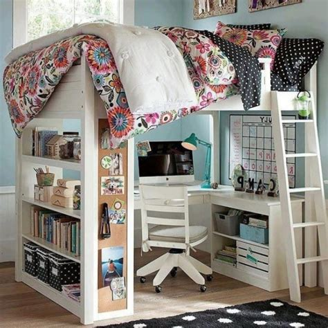 A Bunk Bed With A Desk Underneath Loft Bed With Desk Underneath Tykes Lofts Desks And Bunk Bed