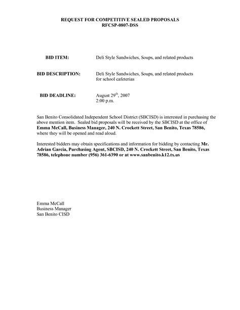 sample cover letter for proposal cover sample cover letter proposal