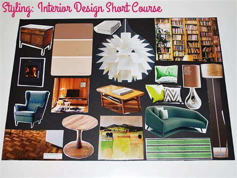 happy home designer board styling interior design course style for a happy home
