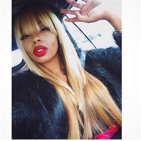 Ll Ll Blonds Only 17 best ideas about bangs on sew in
