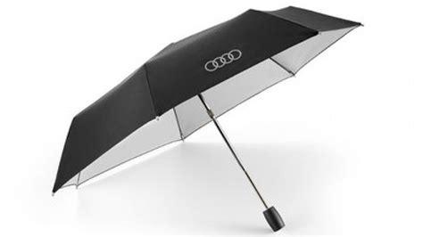 Audi Schirm by Original Audi Regenschirm Audi Taschenschirm Faltschirm