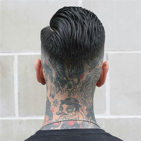 neck tattoo designs male neck tattoos for designs