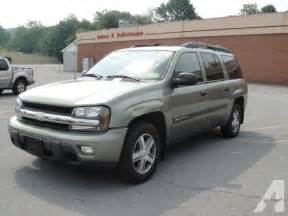 2004 Chevrolet Trailblazer Ext Ls 2004 Chevrolet Trailblazer Ext Ls For Sale In Duncansville