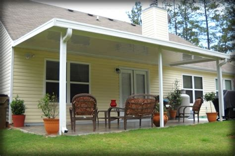 residential deck awnings residential patio canopies metal