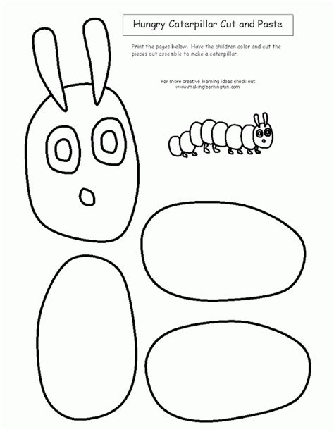 Very Hungry Caterpillar Coloring Pages Coloring Home Hungry Caterpillar Colouring Pages
