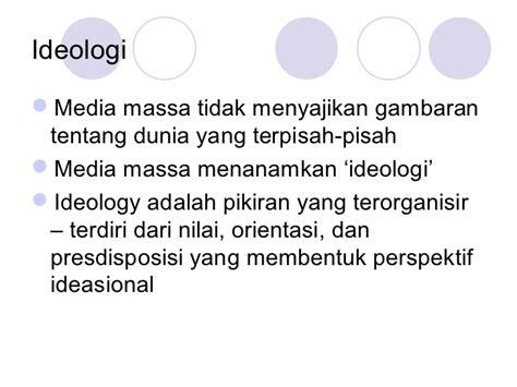 ideasional adalah ideologi hegemoni