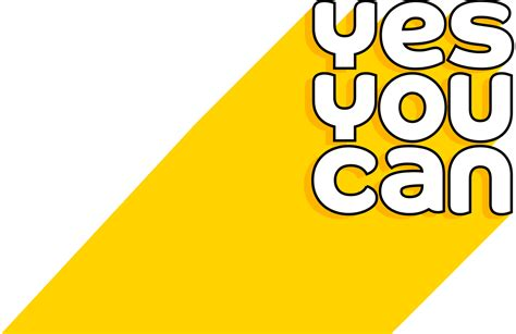 You Can You Will yes you can