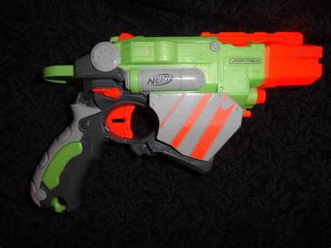 Nerf Proton by Nerf Vortex Proton Green Sonic Or White Colors