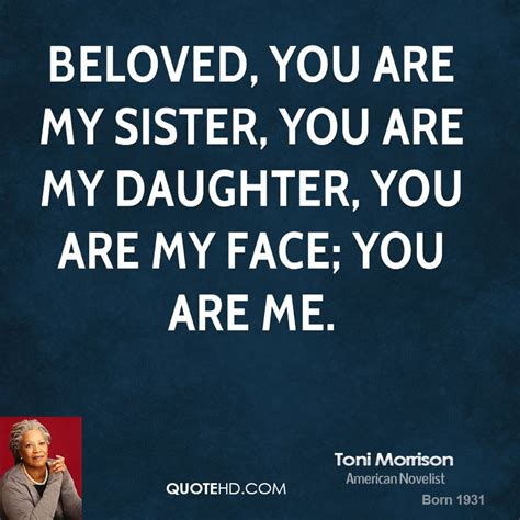 theme quotes beloved quotes toni morrison beloved quotesgram