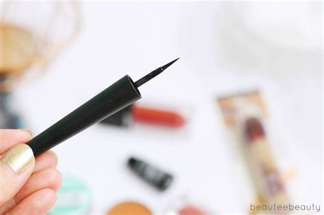 Silkygirl Matte Liquid Eyeliner beautee malaysian with