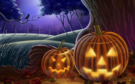 halloween desktop themes windows 7 free halloween pumpkin lights theme wallpaper 3 holiday