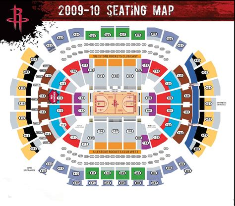 best seats at toyota center houston rockets toyota center seating chart car interior