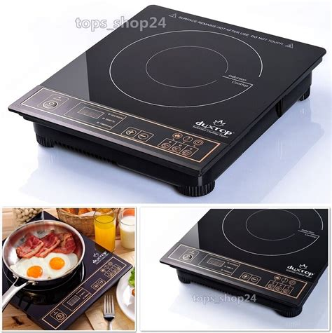 countertop burner electric portable induction cooktop - Countertop Cooktops Electric