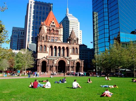 Copley Square, Boston   Map, Facts, Location, Attractions