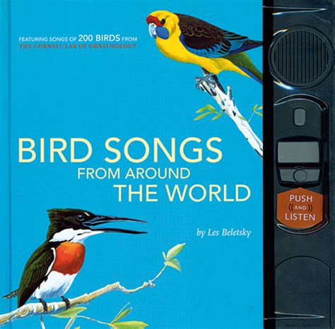 bird songs from around the world featuring songs of 200